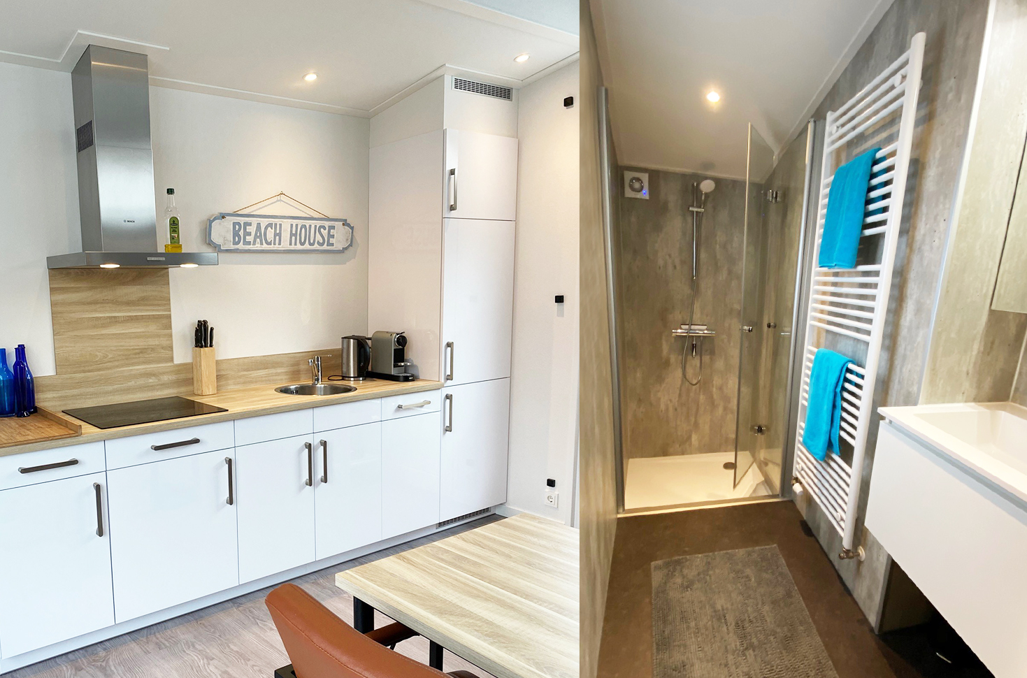SterVakantiehuis_keuken_badkamer