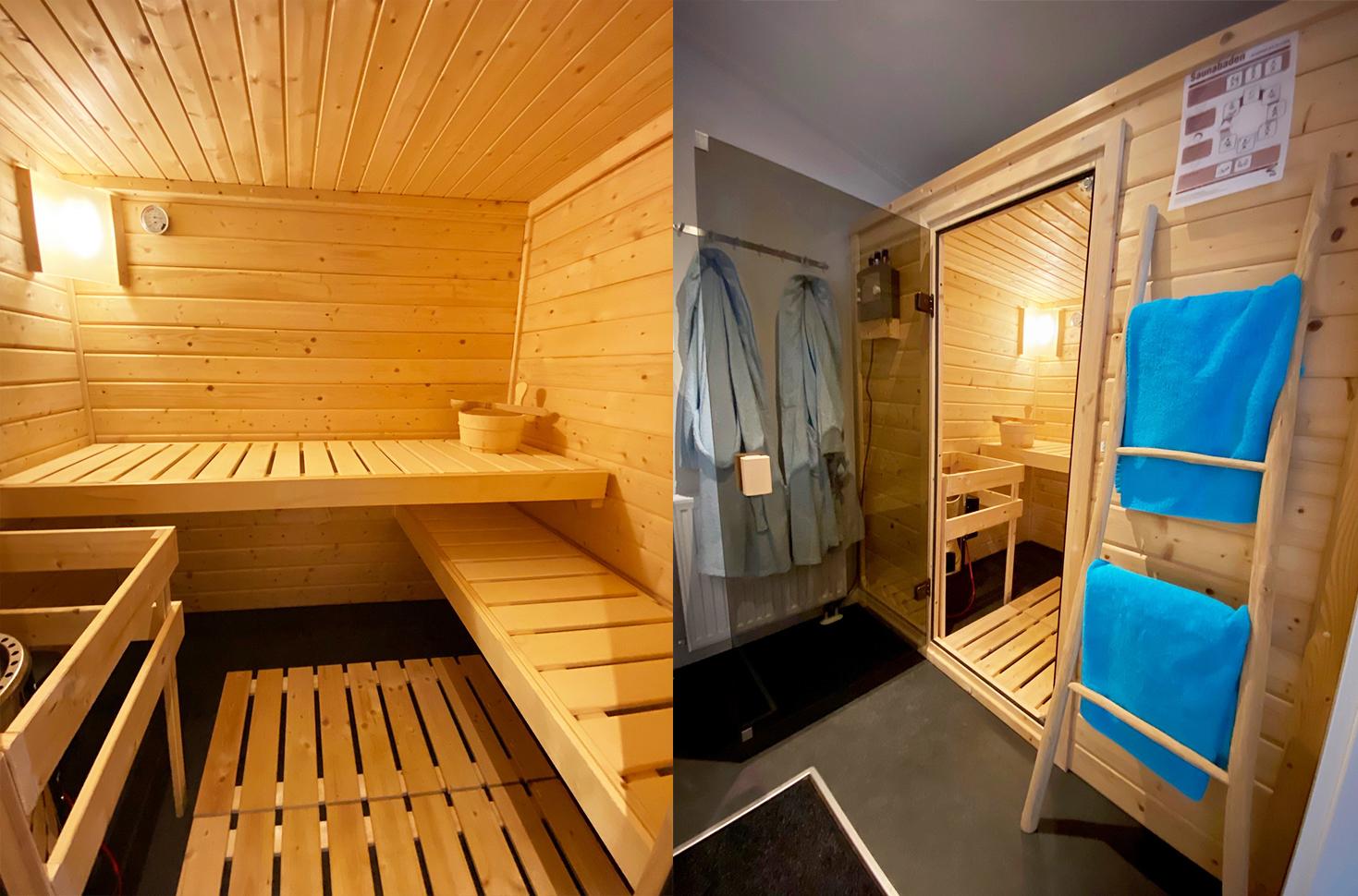 SterVakantiehuis_sauna