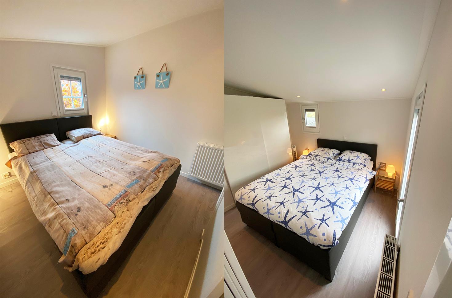 SterVakantiehuis_slaapkamers